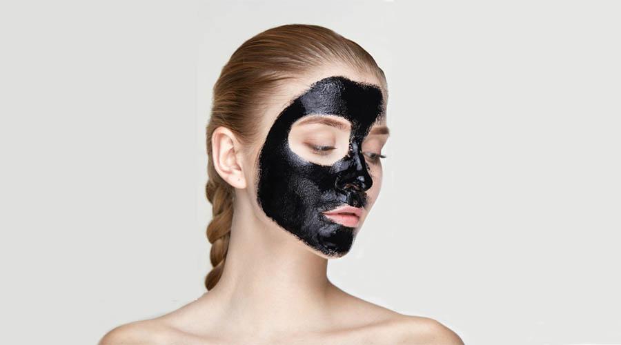 masker charcoal