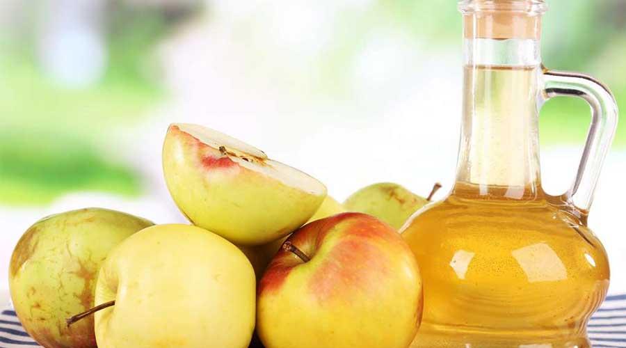 menghilangkan jerawat dengan cuka apel