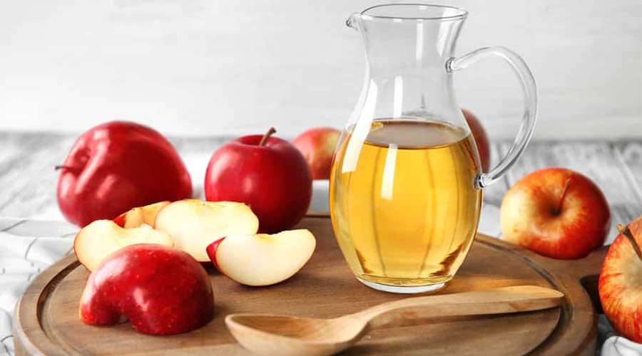 manfaat cuka apel untuk jerawat
