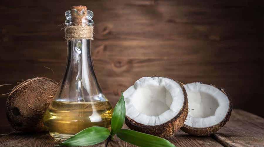 minyak kelapa untuk jerawat