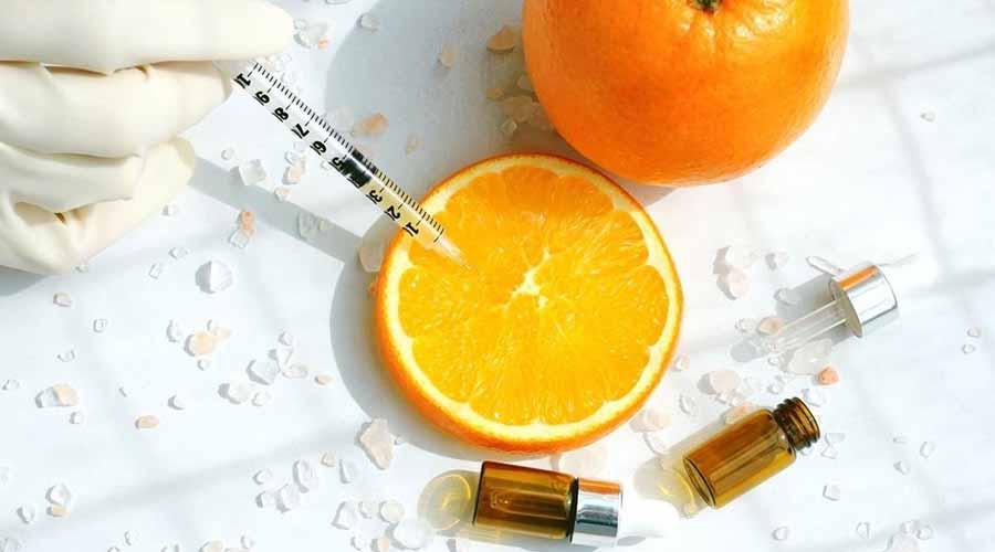 manfaat vitamin c untuk jerawat