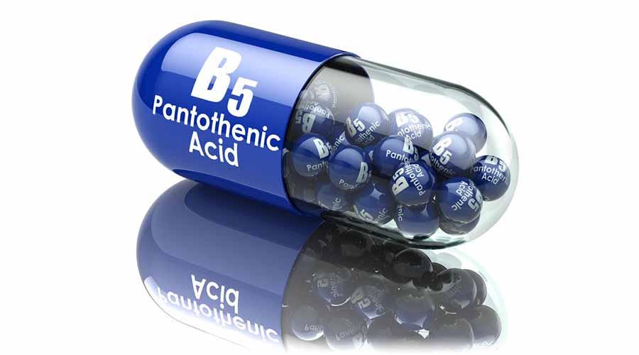 vitamin b5 untuk jerawat