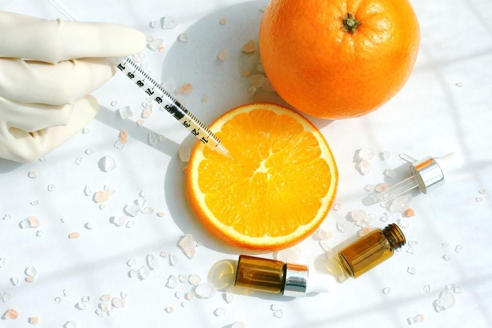 suntik vitamin c - klinik eva mulia
