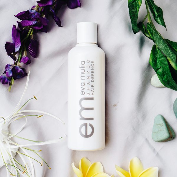 eva mulia Hair defense shampoo
