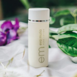 eva mulia acne lotion