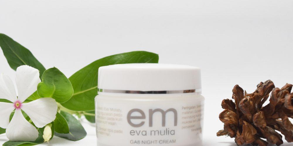 eva mulia night cream