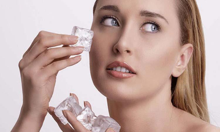 Eva Mulia Clinic - manfaat es batu untuk wajah