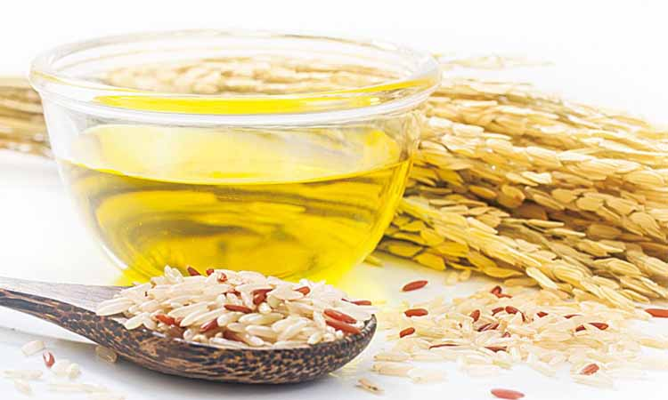 Eva Mulia Clinic - rice bran oil
