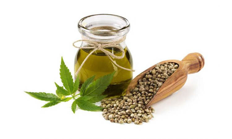 Eva Mulia - hemp seed oil