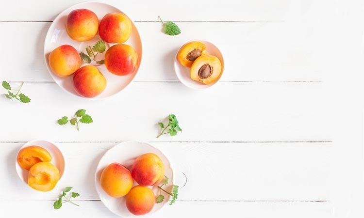 manfaat aprikot untuk kecantikan