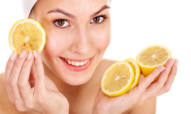 Eva Mulia - manfaat lemon untuk wajah