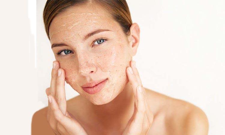 eksfoliasi untuk kulit berjerawat