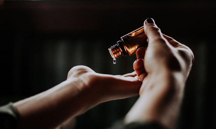 essential oil untuk wajah
