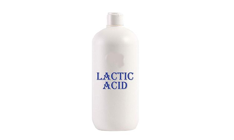 lactic acid adalah