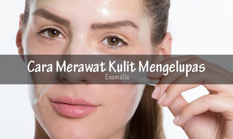 Evamulia - Cara merawat kulit mengelupas - Sebagai organ tubuh terbesar yaitu kulit, kulit memiliki berbagai fungsi. Kulit melindungi sistem organ dalam tubuh, menata suhu tubuh
