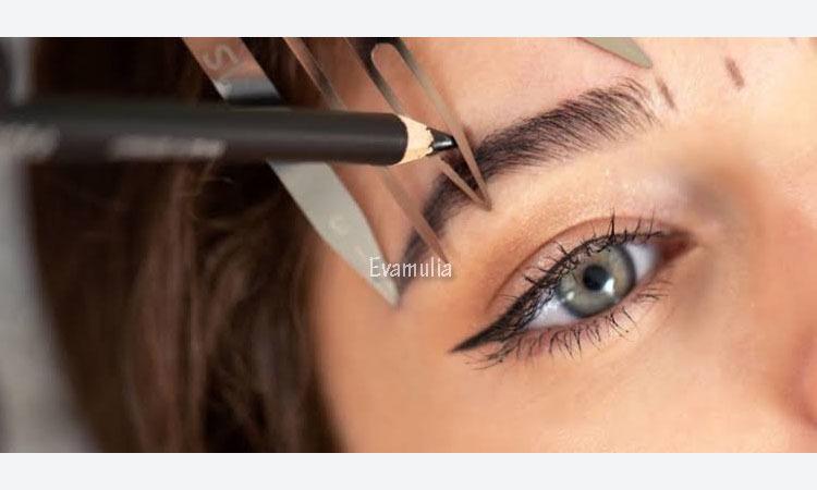 Eva Mulia - Klinik Eva Mulia - Sulam alis - Efek samping sulam alis - Klinik kecantikan - Tips Perawatan Wajah - Bentuk alis yang cocok dengan bentuk wajah dapat mengubah penampilan Anda