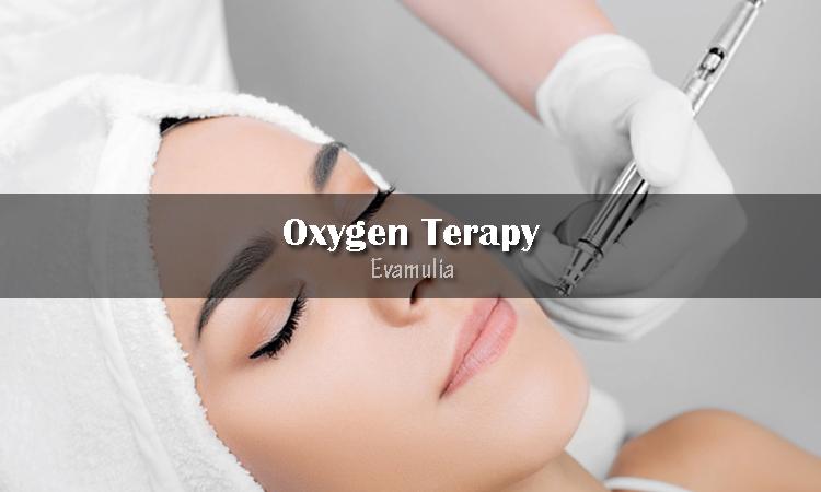 Eva Mulia Klinik - Perawatan Oxygen Therapy - Tips Perawatan Wajah - Klinik Kecantikan - Oxy Therapy - Dengan bertambahnya usia, tingkat oksigen di kulit, secara alami pun turut menurun. Jika tubuh kekurangan asupan oksigen, alhasil kulit akan rentan munculnya keriput dan garis-garis halus