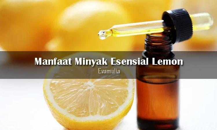 Eva Mulia - Klinik Evamulia - Perawatan Wajah - Manfaat Minyak Lemon - Lemon merupakan salah satu jenis buah citrus yang berpengaruh bagi kesehatan tubuh manusia. Buah citrus dapat diolah menjadi minyak esensial yang memiliki banyak manfaat.