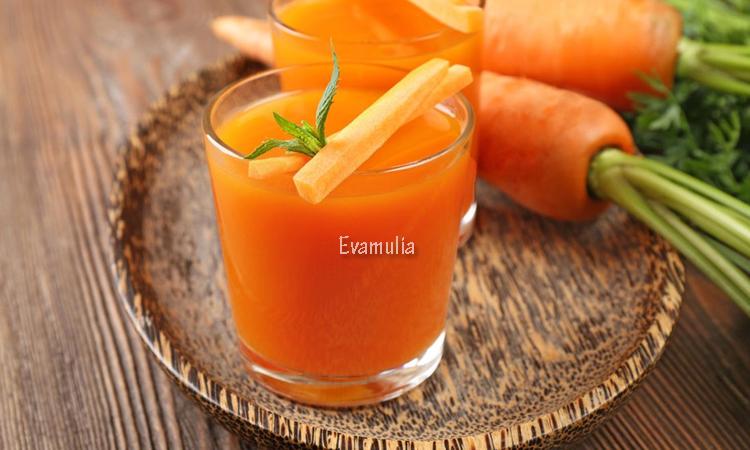 Eva Mulia - Klinik Evamulia - Perawatan Wajah - Manfaat Wortel Untuk Kesehatan - Wortel adalah sayuran berwarna oranye yang banyak digemari, karena rasanya yang enak dan manfaat wortel yang melimpah. Wortel bisa dimakan mentah, direbus, atau digoreng, dibuat jus, atau dijadikan puding.