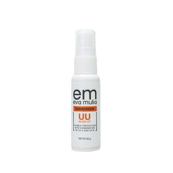 eva mulia sunscreen double uv