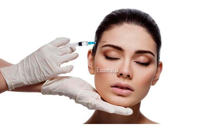 Eva Mulia - Perawatan Wajah - Efek Samping Suntik Botox - Saat ini, banyak orang telah beralih ke suntik botox untuk menghaluskan keriput atau menyingkirkannya sama sekali, sehingga tampilan wajah tampak lebih kencang dan awet muda.