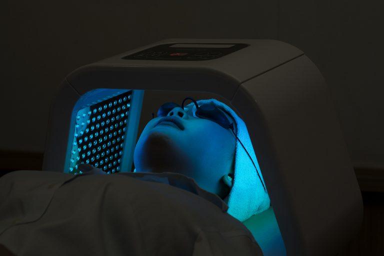 Jet Ozone Acne Treatment Eva Mulia