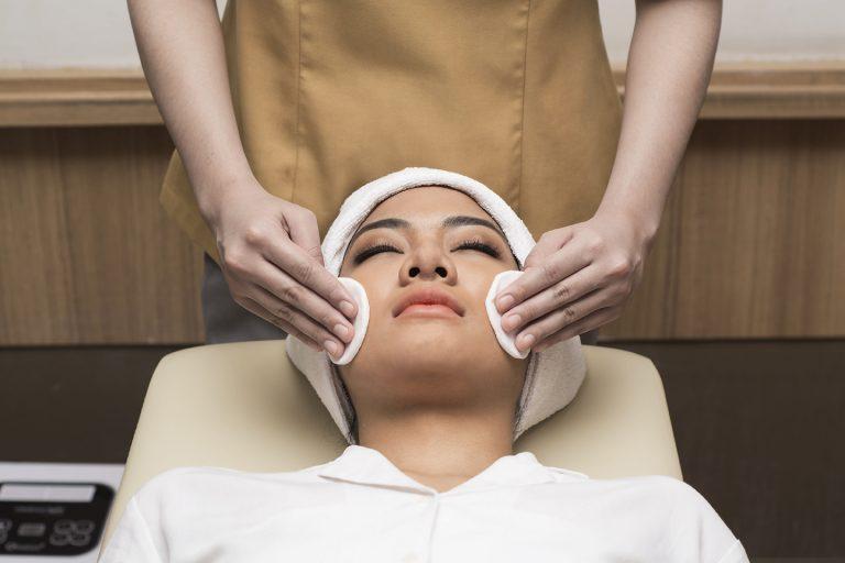 Dermapen for acne scars Eva Mulia