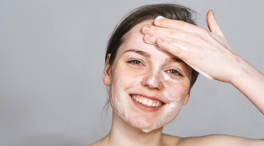 Kesalahan Saat Mencuci Muka